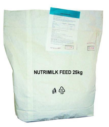 Nutrimilk feed - mléko pro hospodáøská zvíøata 25 kg