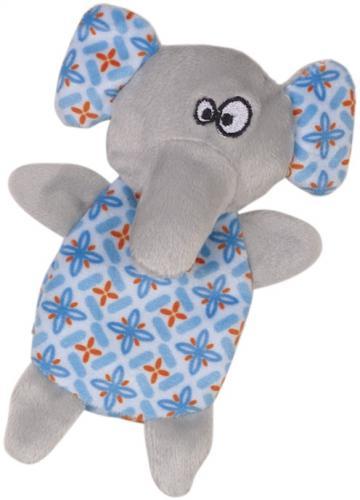 Nobby hraèka pro koèky sloník plnitelný catnipem 14 cm