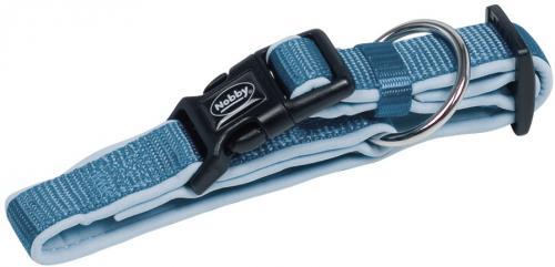 Nobby CLASSIC PRENO obojek neoprén svìtle modrý XS 20-30cm