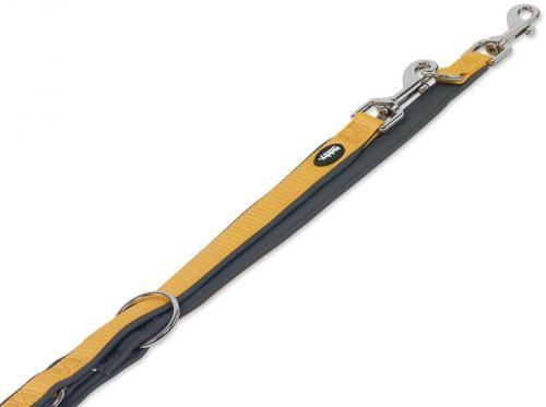 Nobby CLASSIC PRENO vodítko neoprén XS/S 200cm oranžová