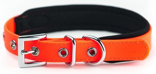 Nobby COVER obojek pvc oranžový S 30-40cm