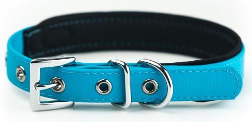 Nobby COVER obojek pvc svìtle modrý S 30-40cm