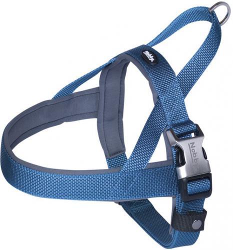 Nobby CLASSIC PRENO ROYAL norský postroj L/XL modrá