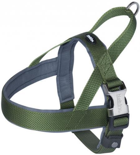 Nobby CLASSIC PRENO ROYAL norský postroj L/XL zelená