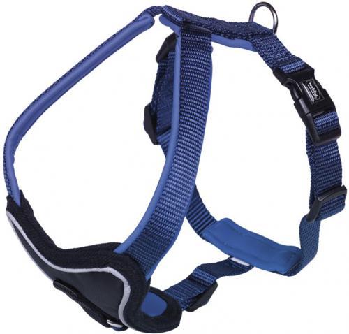Nobby CLASSIC PRENO hrudní postroj L-XL modrá