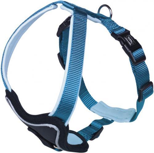 Nobby CLASSIC PRENO hrudní postroj L-XL svìtle modrá
