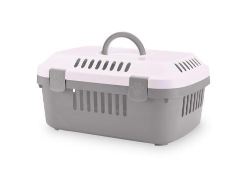 Savic Discovery Compact pøepravka 48,5x33x23,5 cm šedá