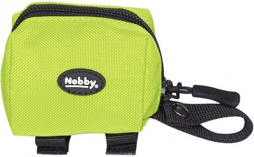 Nobby RIO zásobník na sáèky neonovì zelený 7,5 x 4 x 5 cm