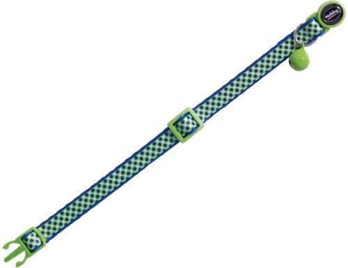 Nobby Design Green obojek s rolnièkou pro koèky zelený 1ks
