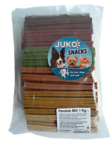 Pendrek mix JUKO SNACKS 1 kg (cca 120 ks)