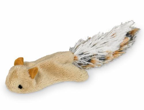Nobby plyšová veverka šustivé tìlo 18 cm