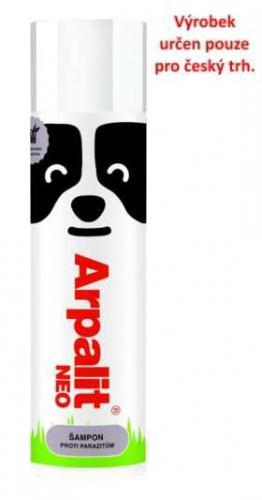Arpalit antiparazitní šampon s bambusem 250 ml