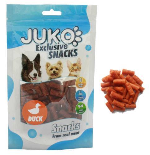 JUKO SNACKS Mini Duck stick glukosamin & chondro 70 g