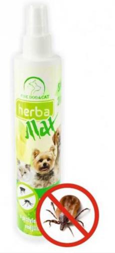 Max Herba Spray Dog & Cat sprej, koèka a pes 200 ml
