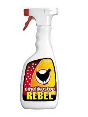 Èmelíkostop Rebel 500 ml