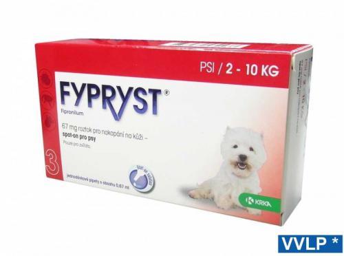 Fypryst spot-on pes S 2-10 kg