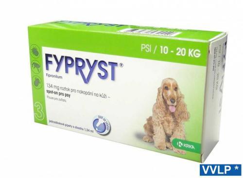 Fypryst spot-on pes M 10-20 kg