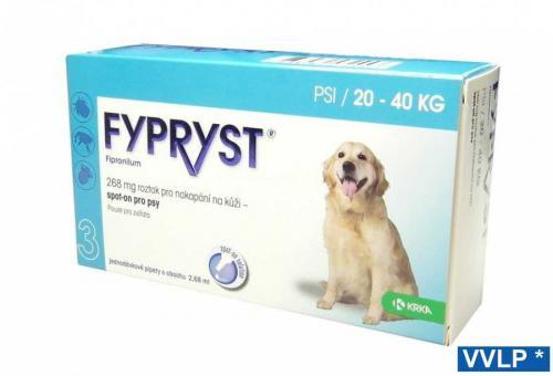 Fypryst spot-on pes L 20-40 kg
