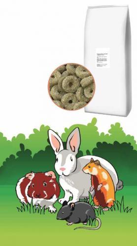 Vojtìškové kroužky králík a hlodavec 12 kg