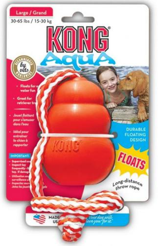 Kong Aqua Medium plovoucí hraèka 8cm