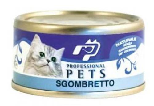 Professional Pets Naturale Cat konzerva makrela 70g