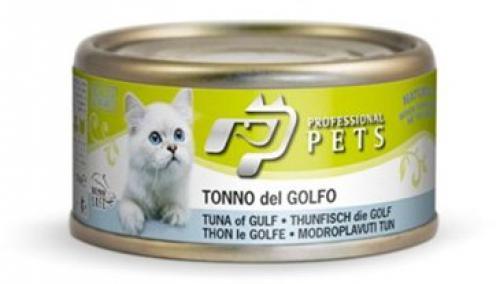 Professional Pets Naturale Cat konzerva tuòák modroploutvý 70g