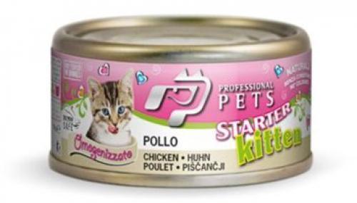 Professional Pets Naturale Kitten konzerva kuøe 70g
