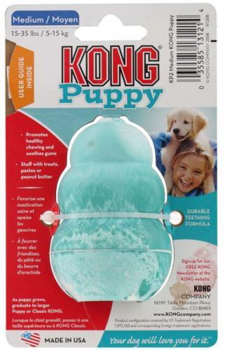 Kong Puppy Classic Small gumová hraèka 7cm