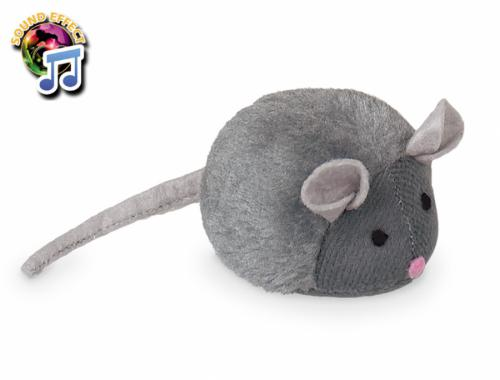 Nobby hraèka pro koèky myš se zvukem 15 cm