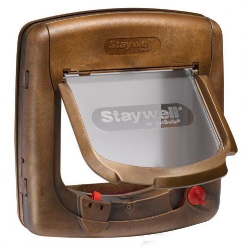 Staywell 420 Original magnetická dvíøka dekor døevo