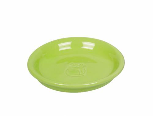 Nobby keramická miska na mléko pro koèku zelená