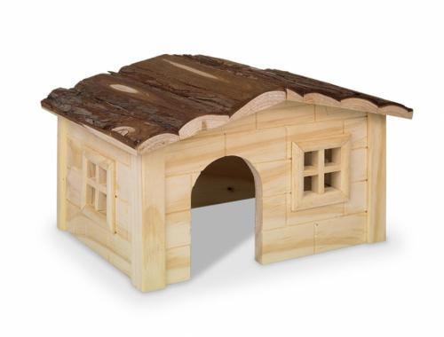Nobby Woodland Dinky domek pro hlodavce døevo 20 x 14 x 12 cm