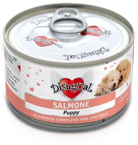 Disugual Dog Mono Puppy Losos konzerva 150g