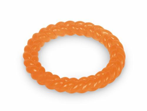 Nobby TRP Ring hraèka aportovací kruh 14,5cm oranžová