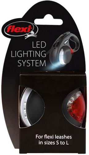 Svìtlo na vodítko Flexi LED Lighting System èerná