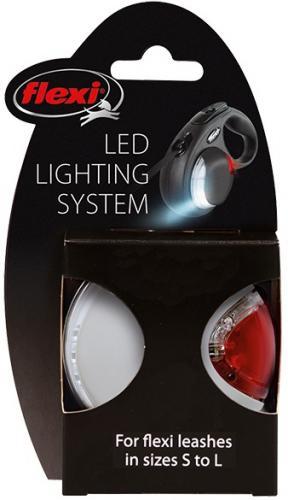Svìtlo na vodítko Flexi LED Lighting System svìtle šedá
