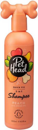 Pet Head Quick Fix 2in1 Šampon 300ml