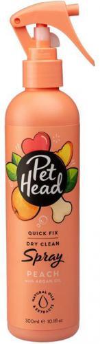 Pet Head Quick Fix Dry Clean Sprej 300ml