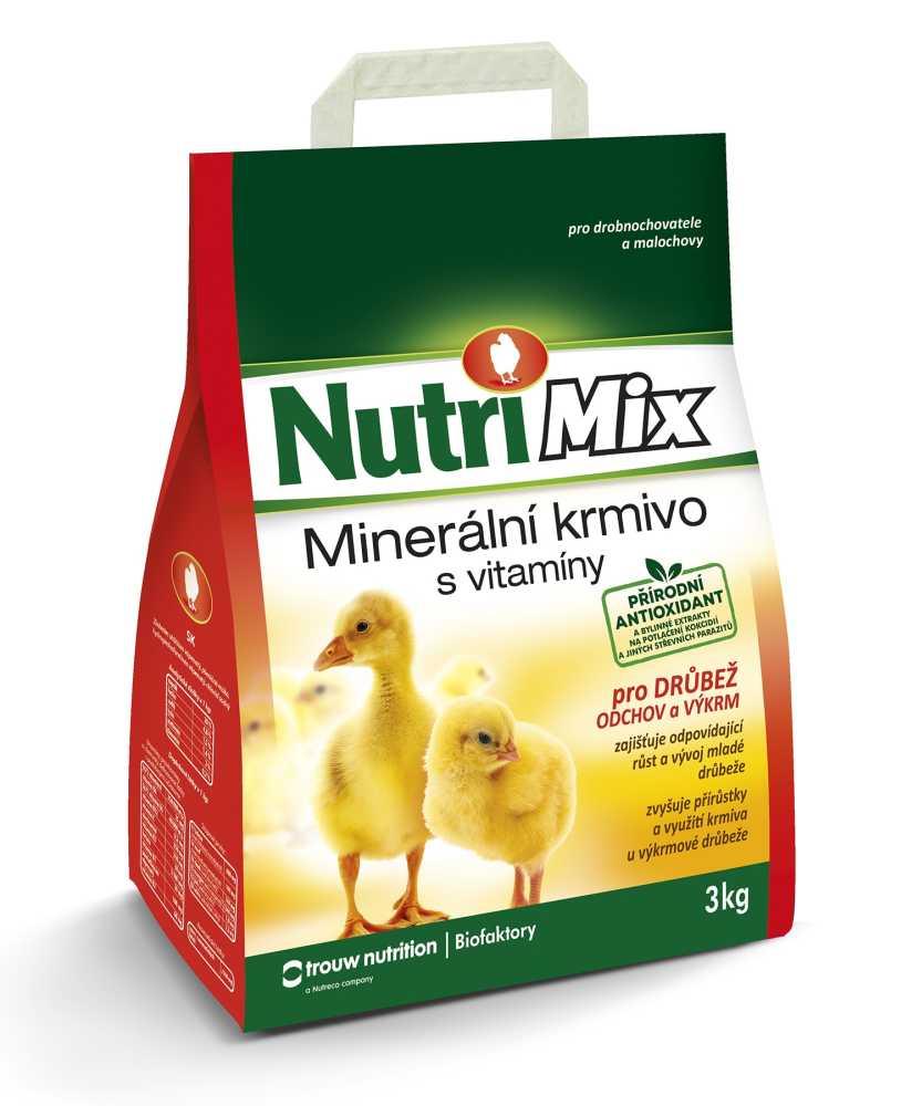 NutriMix DRUBEŽ 3 kg - zvìtšit obrázek