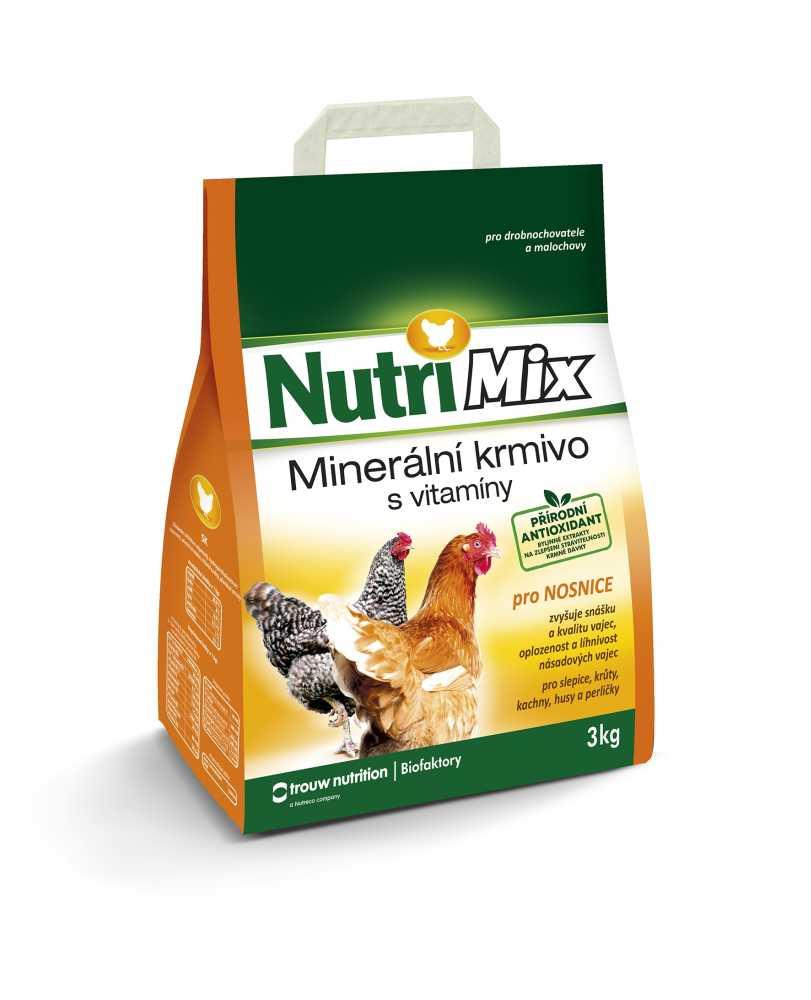 NutriMix NOSNICE 3 kg - zvìtšit obrázek