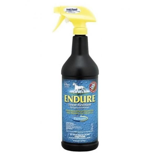 FARNAM Endure Sweat-resistant Fly spray 946ml  - zvìtšit obrázek