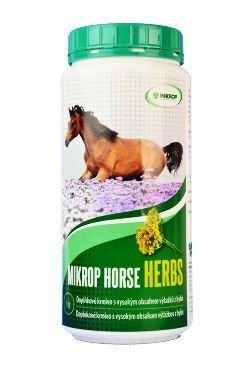 Mikrop Horse HERBS 1kg  - zvìtšit obrázek