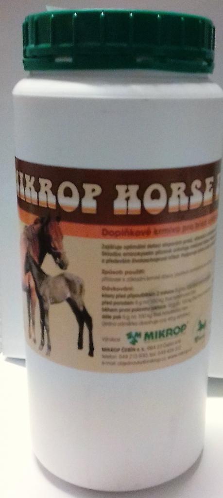 Mikrop Horse Family 1kg  - zvìtšit obrázek