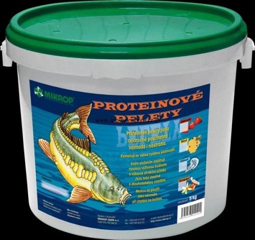 Proteinové pelety pro kapry granule 6mm 5kg Oliheò  - zvìtšit obrázek