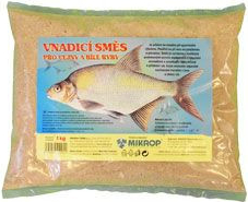 Vnadící smìs Cejn/bílá ryba 1kg  - zvìtšit obrázek