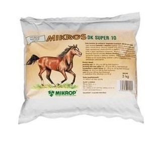 Mikros Horse DK Super 10 (3kg) - zvìtšit obrázek