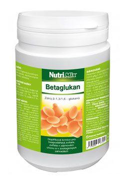 Nutrimix Betaglukan 500g  - zvìtšit obrázek