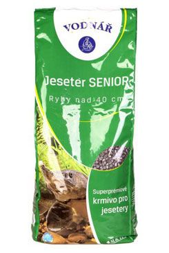 Krmivo pro ryby JESETER Senior 4kg  - zvìtšit obrázek