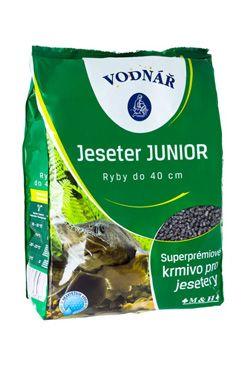 Krmivo pro ryby JESETER Junior 4kg  - zvìtšit obrázek