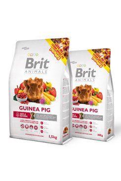 Brit Animals Guinea Pig Complete bal.300g/1,5kg - zvìtšit obrázek